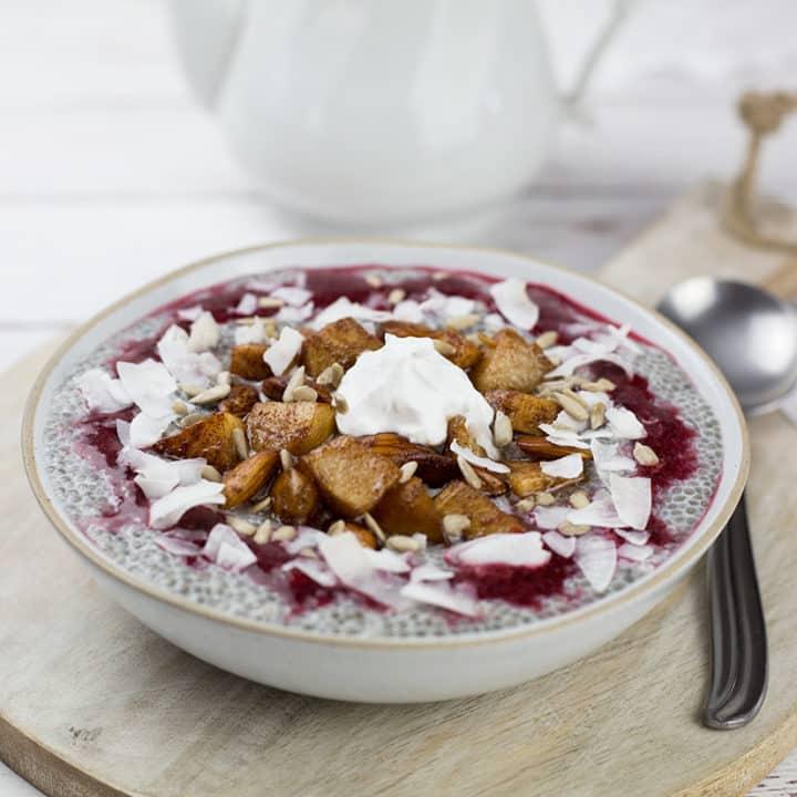 Chia Seed Porridge