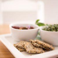 Seed Crackers – Gluten Free