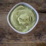 Creamy Dairy Free Avocado Sauce (Paleo & Vegan)