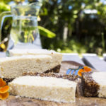 No Bake Pina Colada Slice – Gluten Free, Dairy Free & Refined Sugar Free