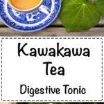 Kawakawa Tea - Digestive Tonic
