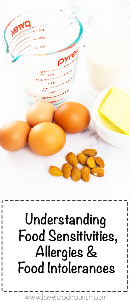 Understanding Food Allergies and Food Intolerances #foodallergies #foodintolerance
