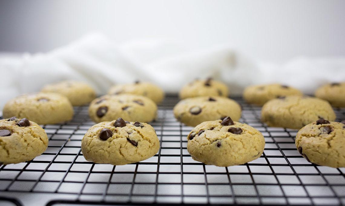 Gluten Free Dairy Free Chocolate Chip Cookies Love Food Nourish