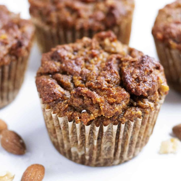 Easy Almond Flour Muffins - Pinch and Swirl